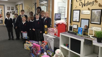 Thanks to everyone for donations of toys!