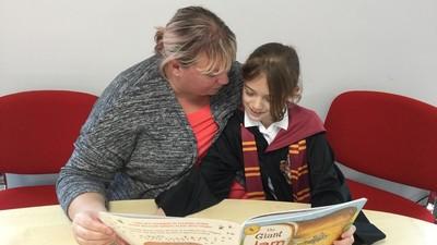 World Book Day and sponsored readathon