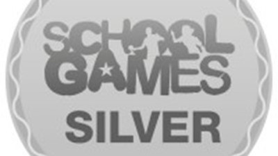 Silver Award School Games Mark
