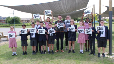 100% in SATs for Year 6!