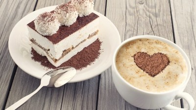 Don't forget our coffee and cake mornings!