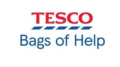 Chosen for 'Bags of Help'